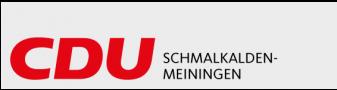 CDU Kreisverband Schmalkalden-Meiningen